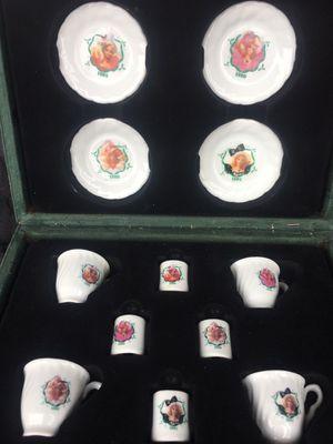 Vintage Barbie Porcelain Tea Set for Sale in Davie, FL