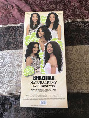 100% natural hair wig for Sale in Arlington, VA