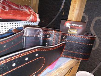 Dark Iron Fitness Medium Weight Belt Thumbnail