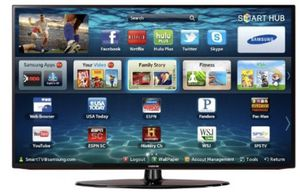 """40"""" SAMSUNG SMART TV (Gently Used) for Sale in Chicago, IL"""