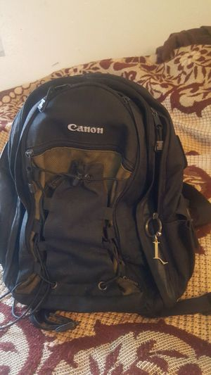 Canon Camera Travel Backpack W/ Tons of Storage Room&Compartments for Sale in Lakeside, CA