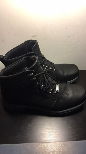Rockport Boots, All-Black (Size 10.5 US) for Sale in Manassas, VA