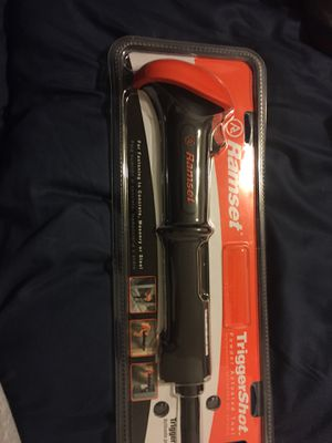 Ramset triggershot nail gun for Sale in Detroit, MI
