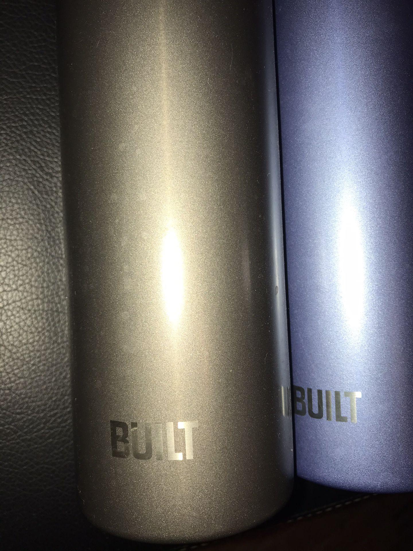 Set of 2 Travel Mugs