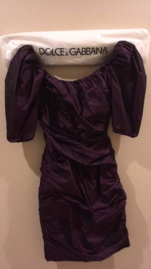 Dolce&Gabbana silk dress size 40, used for sale  Broken Arrow, OK