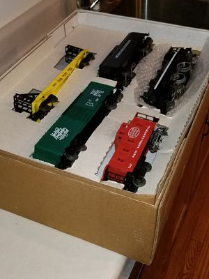 Train sets still in the box for Sale in Germantown, MD