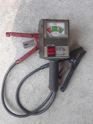 Battery tester for Sale in Fort Belvoir, VA