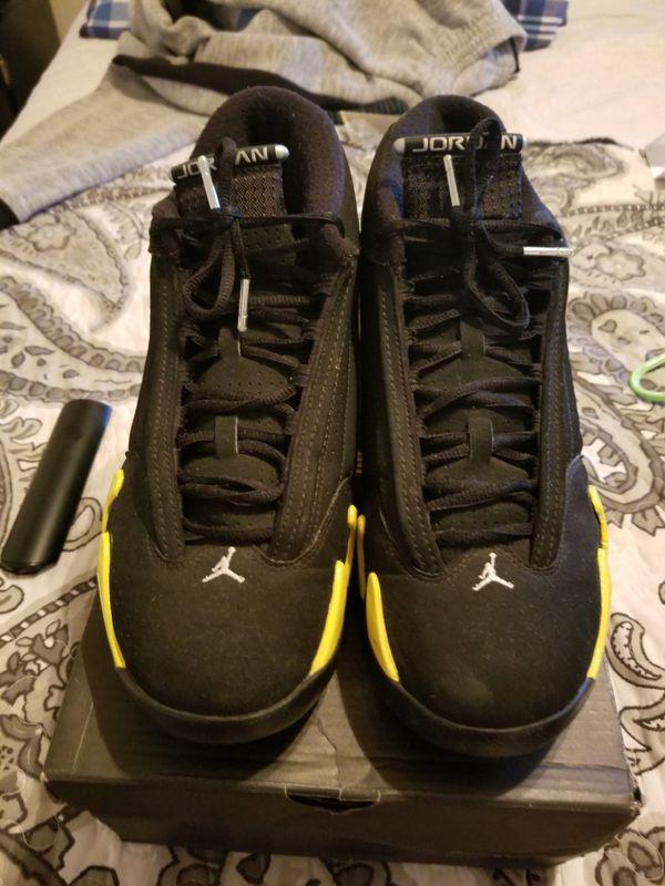 c011161eda11 Air Jordan Retro Thunder 14s (Clothing   Shoes) in Arlington