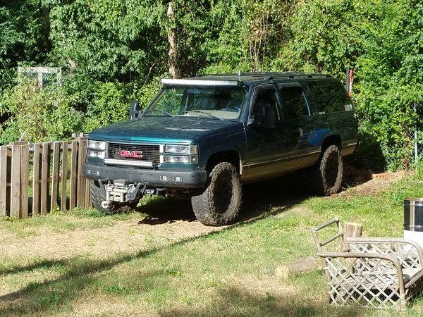 Lifted Suburban For Sale >> Lifted 95 Suburban For Sale In Spartanburg Sc Offerup
