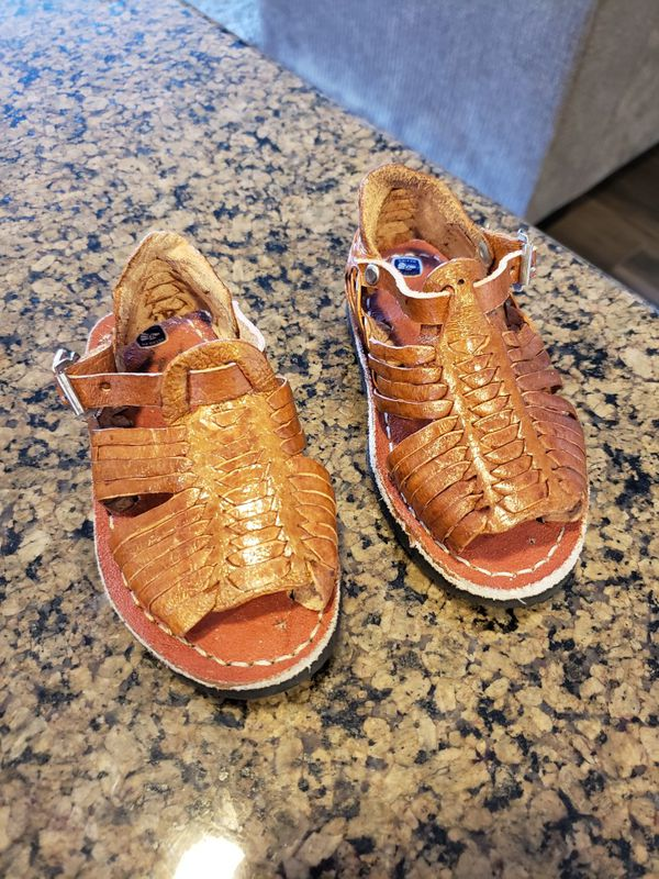 397a7cad3cc6a Kids Mexican Huaraches for Sale in Fontana