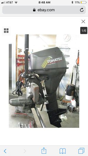 New and Used Outboard motors for Sale in Corpus Christi ...