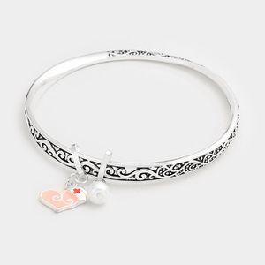 Nurse Embossed Charm Bracelet for Sale in Orlando, FL