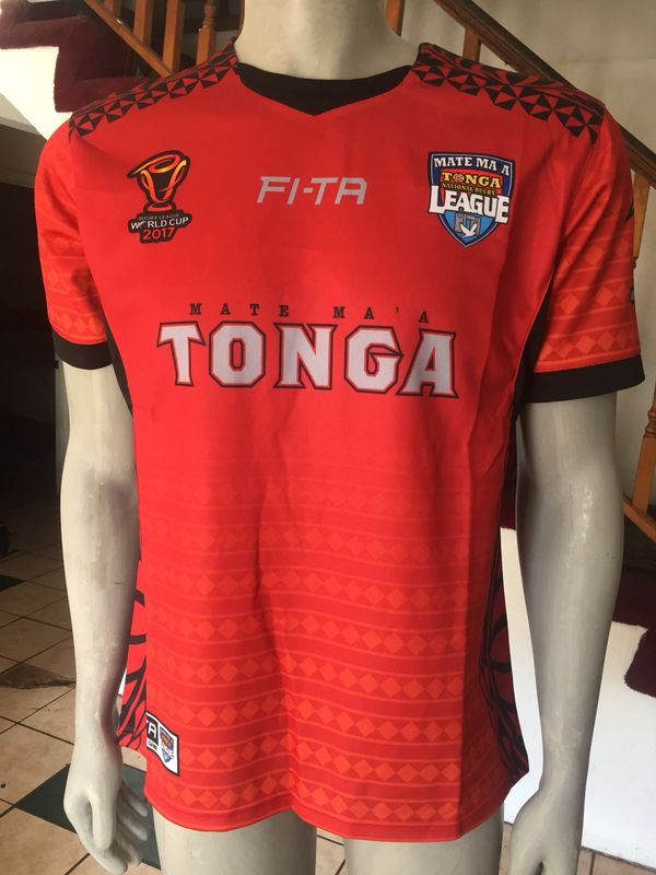 eb172122205 Tonga Rugby jersey for Sale in San Mateo