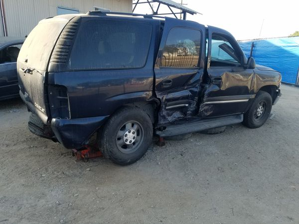 2005 Chevy Tahoe Ls Crashed For Parts 130kmiles For Sale In Oxnard Ca Offerup