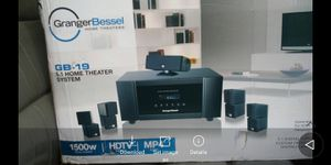 Granger bessel home theater for Sale in Detroit, MI