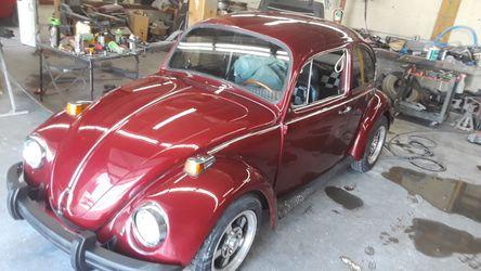 1971 Vw Super Beetle  Thumbnail