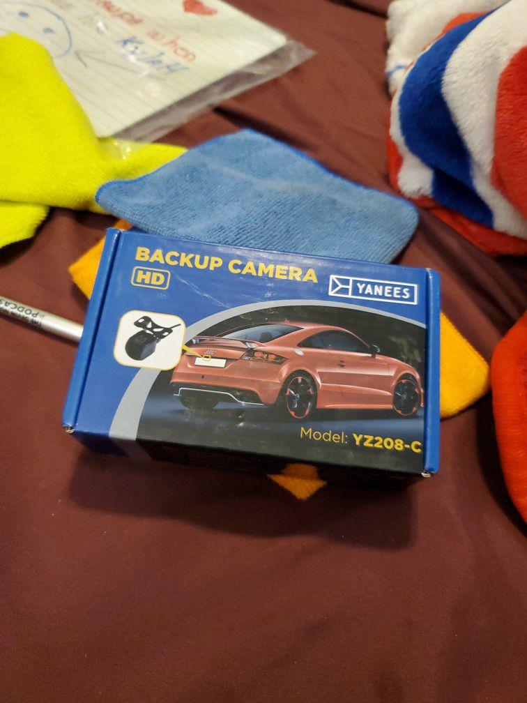 Backup Camera 📷