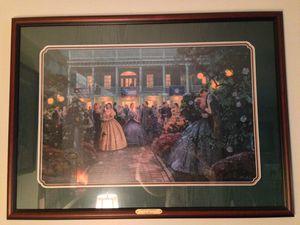 Moonlight and Magnolias by Mort Kunstler #2899/4150 for Sale in Manassas, VA