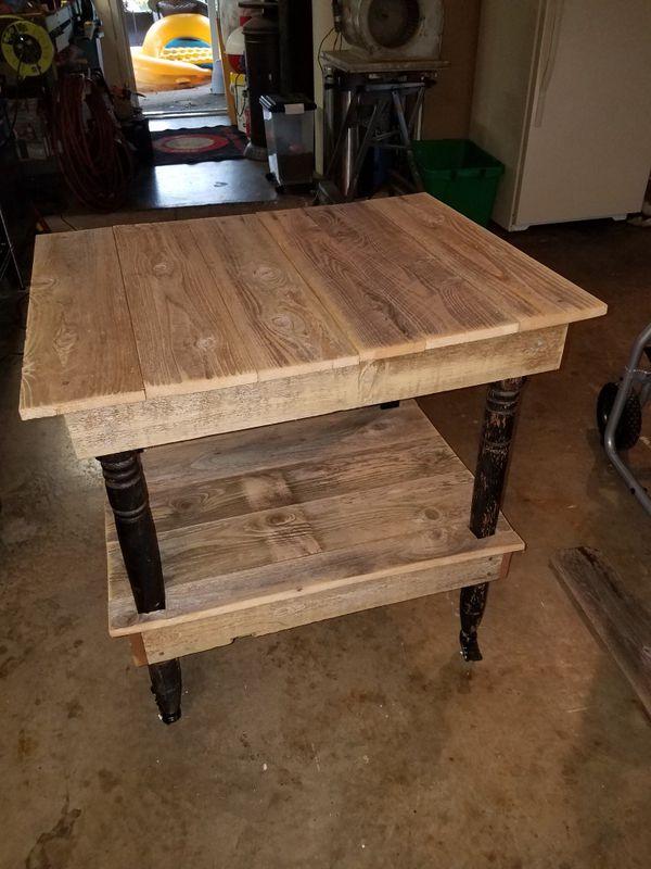 Factory Cart Coffee Table Hometalk