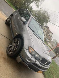 2009 BMW X5 Thumbnail