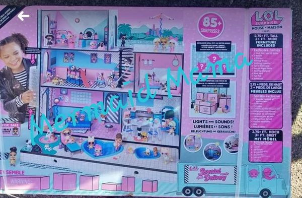 Lol Dolls L O L Surprise Doll House Hot Item Get It By Tomorrow