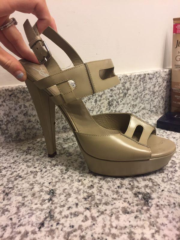 4c0f223063b Authentic YSL nude pump heels for Sale in Hattiesburg