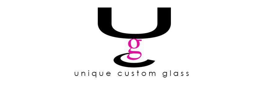 Unique custom glass etching