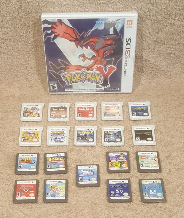 AWESOME DS/3DS VIDEO GAME TITLES for Sale in Tucson, AZ - OfferUp