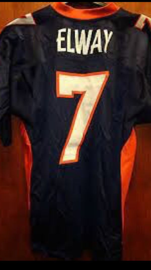Elway genuine authentic 3XL Broncos throwback Jersey for Sale in ... 3952bd233