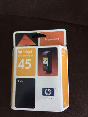 Printer cartridge 45 black for Sale in Miami, FL