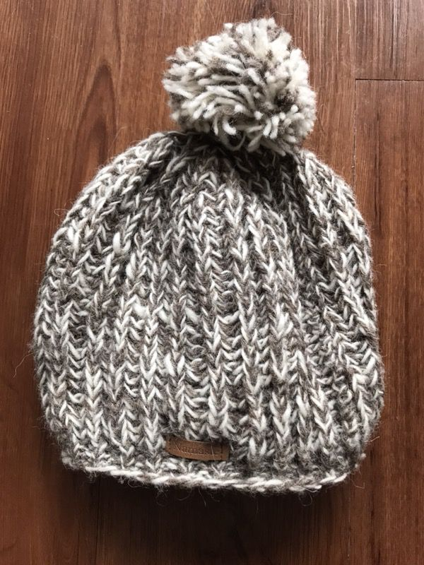 BRAND NEW fleece-lined knitted beanie hat for Sale in North Andover ... b21b4ce6581f
