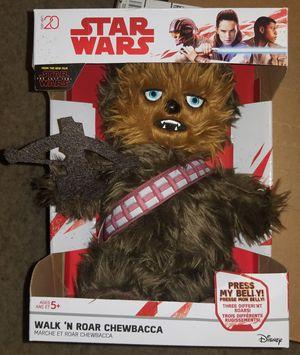 **New** Star Wars - Walk 'N Roar Chewbacca for Sale in Glendale, AZ