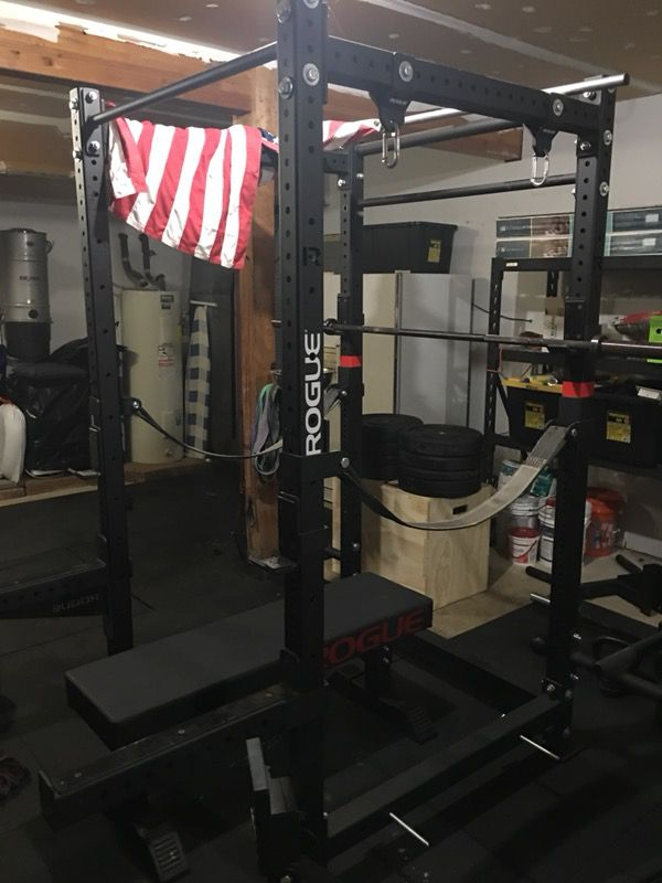 Rogue fitness garage gym for sale in port orchard wa