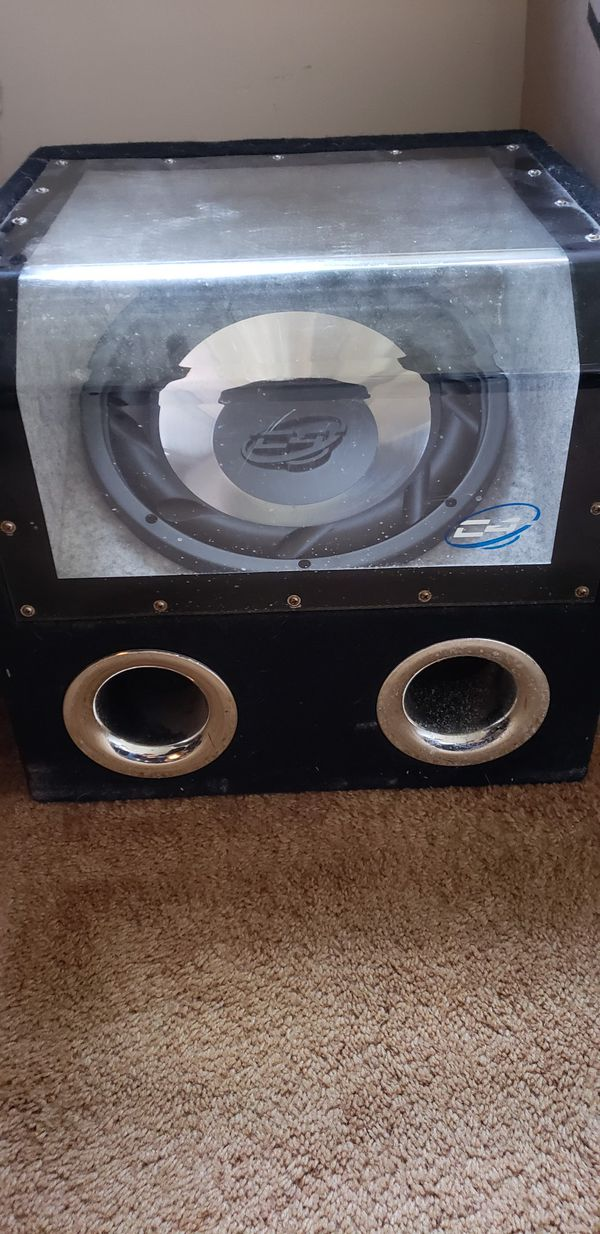 12-inch C4 subwoofer for Sale in Onaway, MI - OfferUp