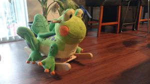 Rockabye Fergie Frog musical for Sale in Manassas, VA