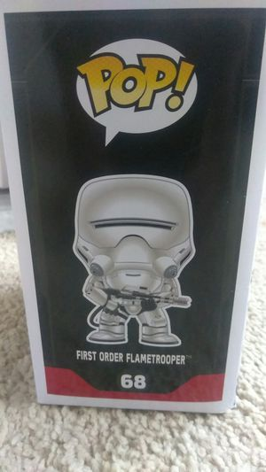 POP STAR WARS 68 for Sale in North Potomac, MD