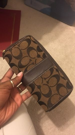 Coach wallet for Sale in McLean, VA