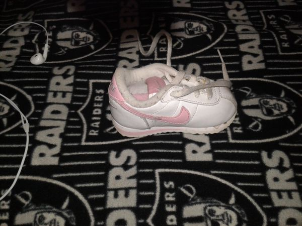 Baby girls Nike Cortez size 4 for Sale in Stockton 28608ab9e9ea