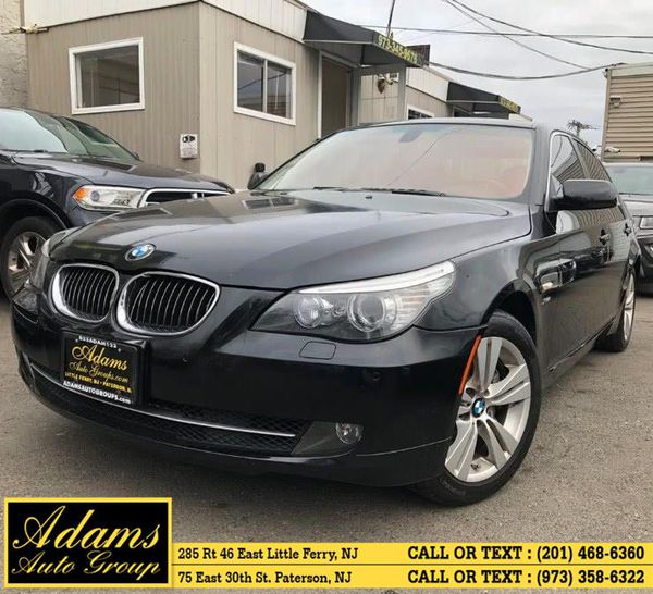 Bmw 5 Series For Sale Wa: 2009 BMW 5 Series For Sale In Paterson, NJ