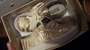 Michael Kors little girl shoes for Sale in Glen Burnie, MD