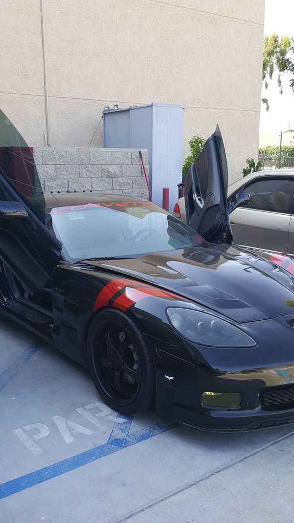 Lambo Doors Installation Available For Most Cars For Sale In La Puente