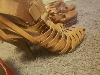 Mk heels Thumbnail