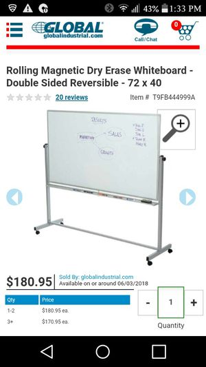 Digital whiteboard for Sale in Denver, CO