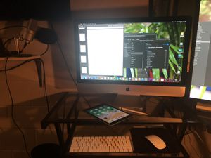 "2018 iMac 27"" Retina 5K Display 3.8GHz Processor 2TB Storage for Sale in Seattle, WA"