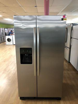 Stainless Steel Kenmore Side by Side Refrigerator for Sale in Woodbridge, VA