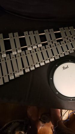 Pearl bells and snare kit Thumbnail