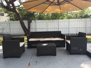 New And Used Patio Furniture For Sale In Miami Fl Offerup