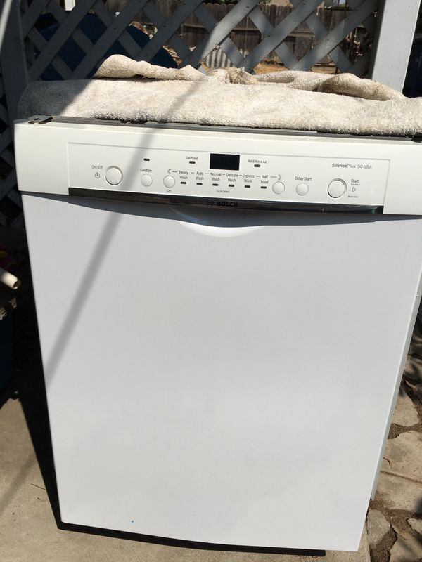 Bosch She3ar72uc 24 Built In Dishwasher With Recessed Handle Express Wash For Fresno Ca Offerup