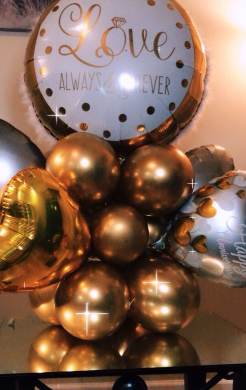 Anniversary Balloon Bouquets 🎈