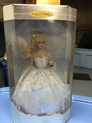 Wedding Barbie $25 for Sale in Saint Charles, MO